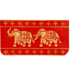 Moroccan Elephant Purse