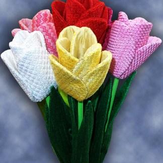 3-D Tulip