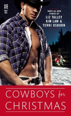 Review: Cowboys for Christmas by Liz Talley, Kim Law, and Terri Osburn