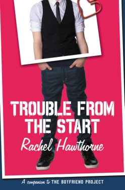 Review: Trouble from the Start by Rachel Hawthorne   Blog Tour + Giveaway!