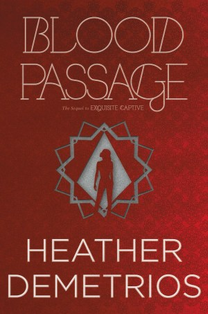 Heather Demetrios's Ten Random Facts About BLOOD PASSAGE | Blog Tour + Giveaway!