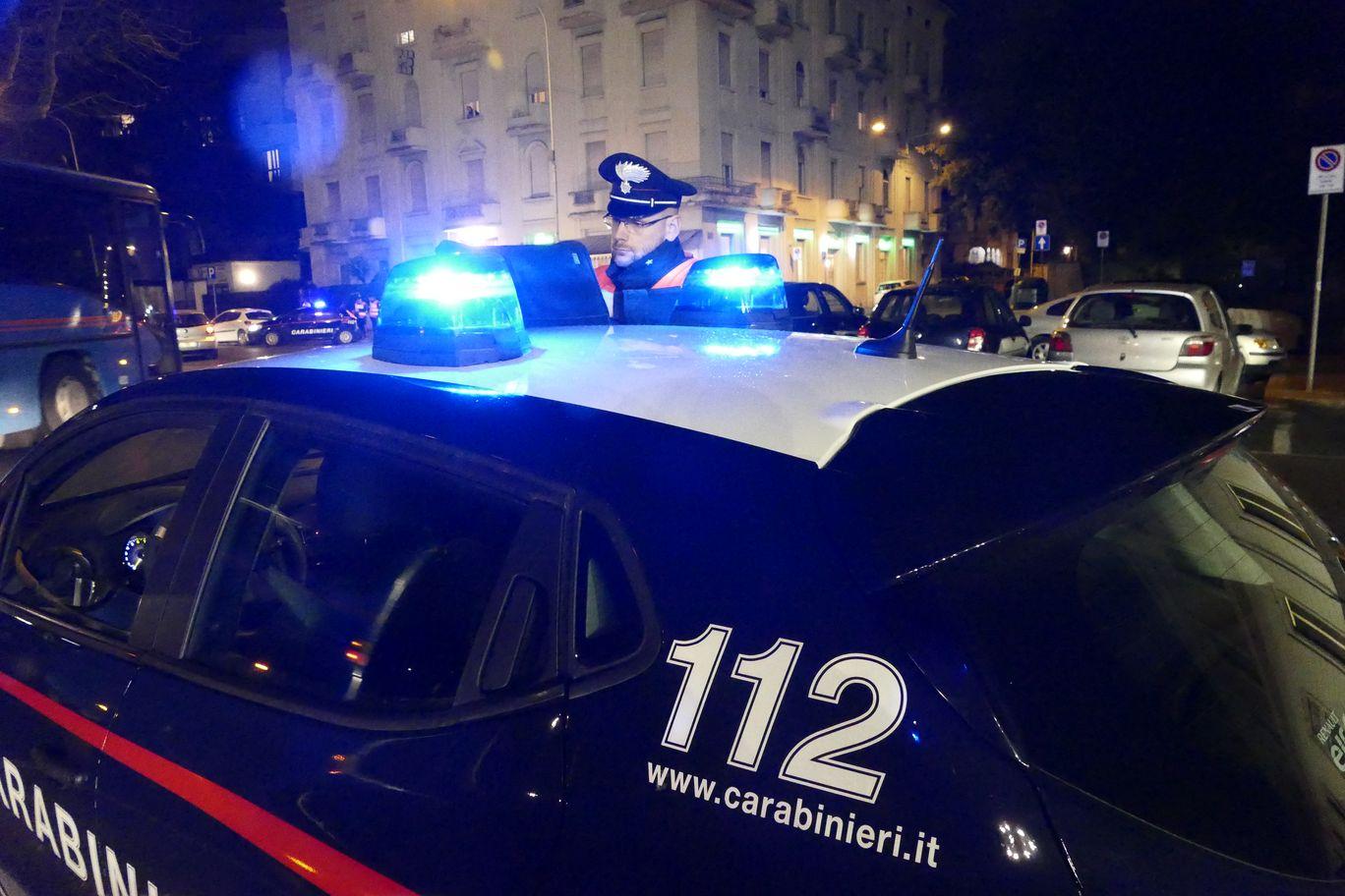 Lite tra marito e moglie, lui ubriaco colpisce anche i carabinieri -  gonews.it