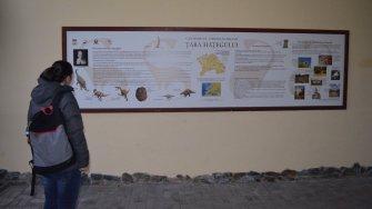 Geoparcului Dinozaurilor Țara Hațegului. FOTO INCDT