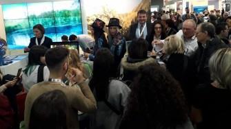 Bucovina este prezentă la Târgul Internațional de Turism BIT Milano 2018. FOTO CIFT Suceava