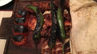 Mâncare turcească la Istanbul. FOTO Adrian Boioglu