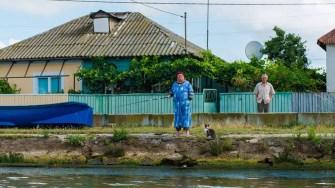 Localnicii din Sulina sunt descriși ca fiind tare primitori. FOTO Safari Delta Club