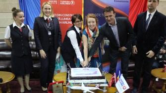 Turkish Airlines a premiat activitatea Aeroportului Kogălniceanu din Constanța. FOTO Adrian Boioglu