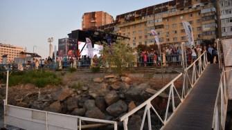 La Tulcea a început RowmaniaFest. FOTO AMDTDD