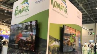 România participă la World Travel Market ținut la Londra/Anglia. FOTO Ministerul Turismului