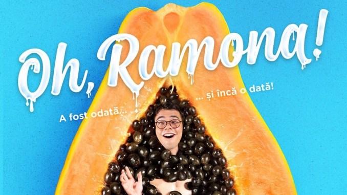 """Afișul filmului """"Oh, Ramona!"""""""