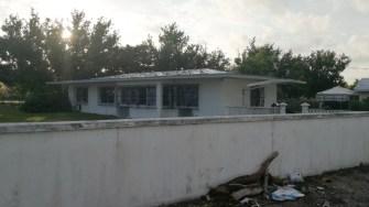 Multe din afacerile și locuințele din Freeport au fost abandonate în urma uraganului Katrina. FOTO Cătălin SCHIPOR