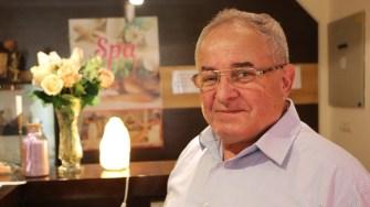 Dr. Dimitar Blagov - Spa Manager Rose Spa Nessebar. FOTO Adrian Boioglu