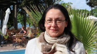 Krasimira Miteva, manager de vânzări la Sol Nessebar Resort Bulgaria. FOTO Adrian Boioglu