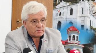Nicolae Bucovală, președintele Organizației Patronale Mamaia. FOTO Adrian Boioglu
