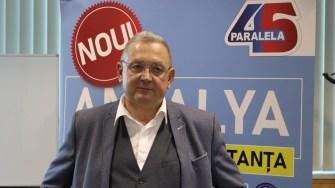 Alin Burcea, CEO Paralela 45. FOTO GOnext.ro