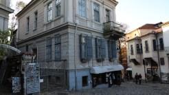 Clădire din orașul bulgăresc Plovdiv. FOTO Adrian Boioglu