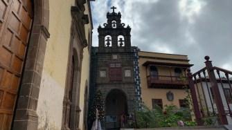 Biserică din Tenerife, Spania. FOTO Adrian Boioglu