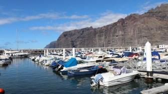 Los Gigantes din Tenerife. FOTO Adrian Boioglu