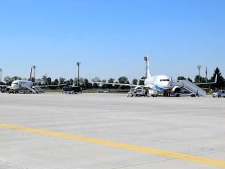 Aeroportul din Constanța va fi dotat cu un sistem performant de supraveghere video. FOTO Aeroportul Mihail Kogălniceanu