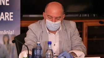 Dragoș Răducan, prim vicepreședintele executiv al FPTR. FOTO Adrian Boioglu