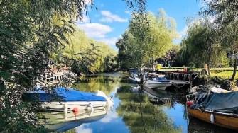 Delta Dunării, în topul preferințelor turiștilor români în minivacanța de Rusalii. FOTO AMDTDD
