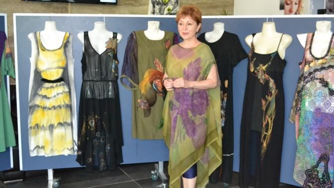 Simona Pascale, designer vestimentar. FOTO gonext.ro