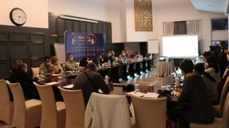 """Workshop-ul """"Destinația turistică Delta Dunării în Dobrogea de Nord în context pandemic"""". FOTO Paul Alexe"""