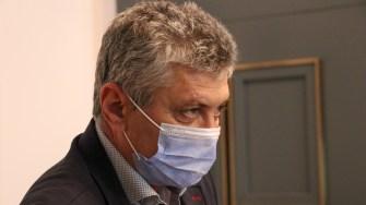 an Ghinescu, director general la Egreta Hidroturism. FOTO Paul Alexe
