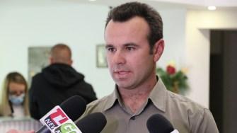 Ionuț Călin, președintele Asociației Ghizilor de Turism din Tulcea. FOTO Paul Alexe
