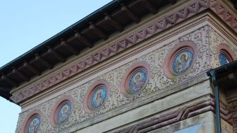 Biserica din Sulina. FOTO Paul Alexe