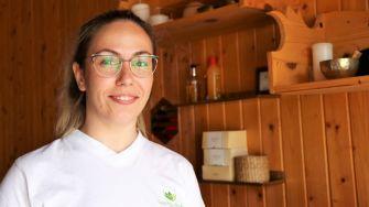 Ștefania Dimian, Kinetoterapeut - Green Village Resort. FOTO Adrian Boioglu