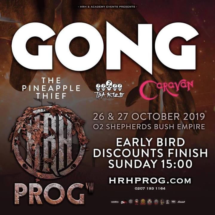 Tour – gong