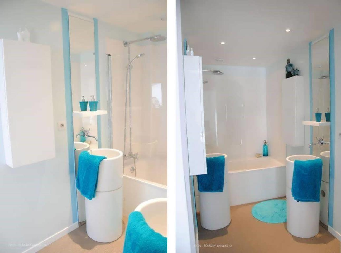 32 Perfect Apartment Bathroom Decorating Ideas On A Budget - Gongetech