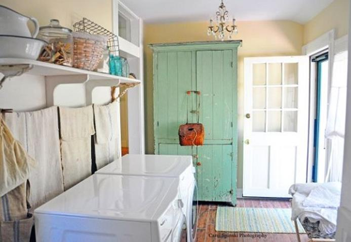 Best Paint Color For Small Laundry Room 12