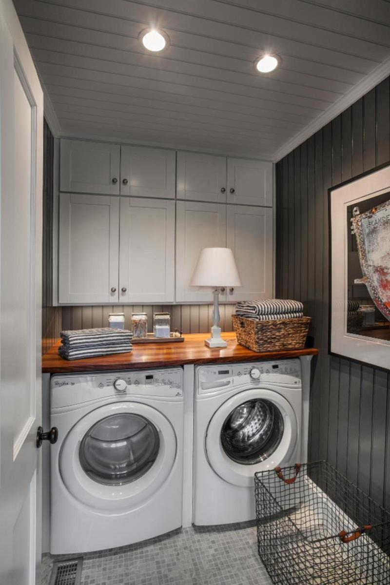Best Paint Color For Small Laundry Room 24
