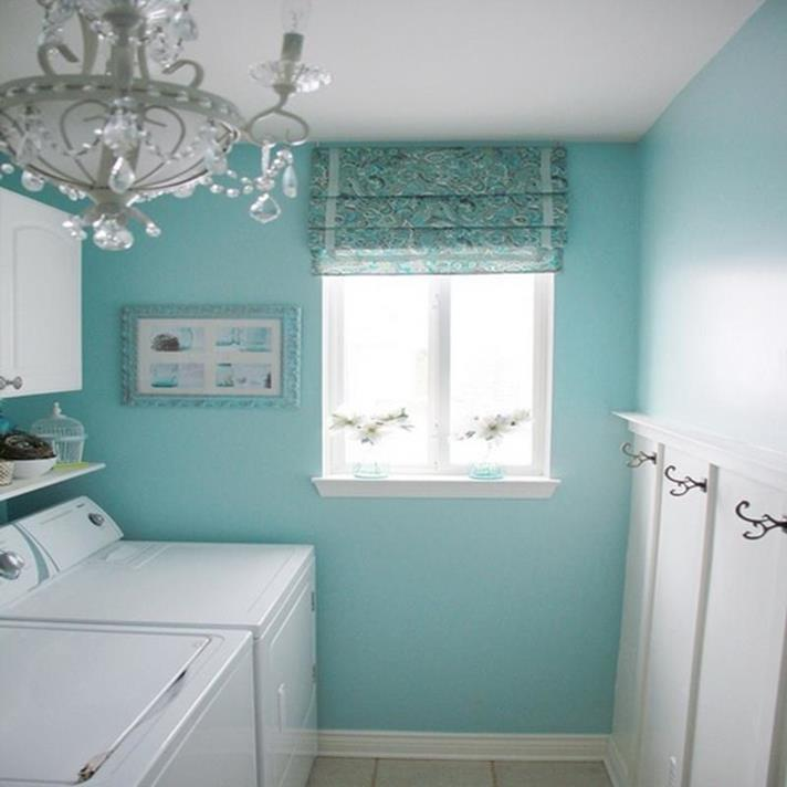 Best Paint Color For Small Laundry Room 26