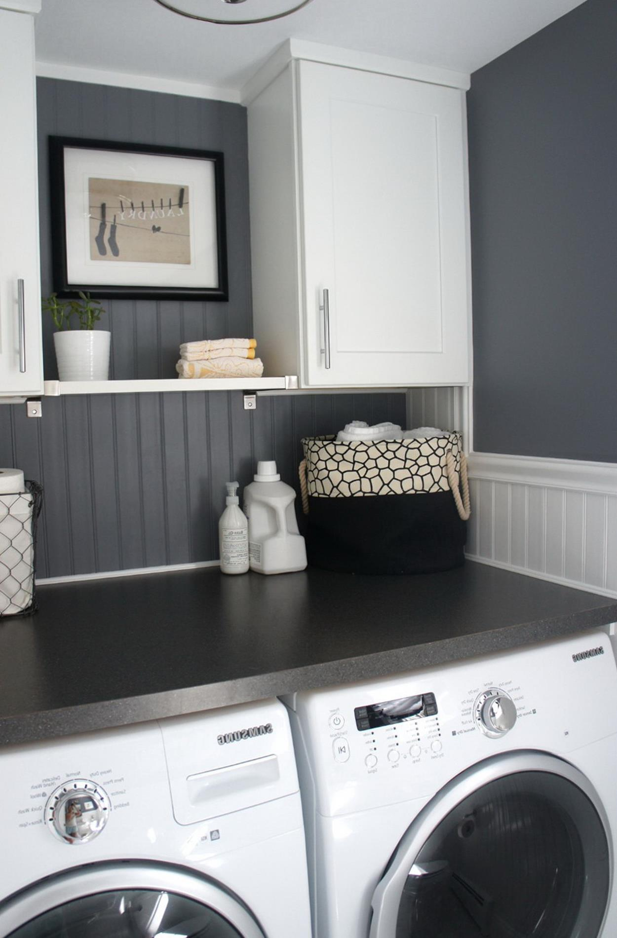 Best Paint Color For Small Laundry Room 28