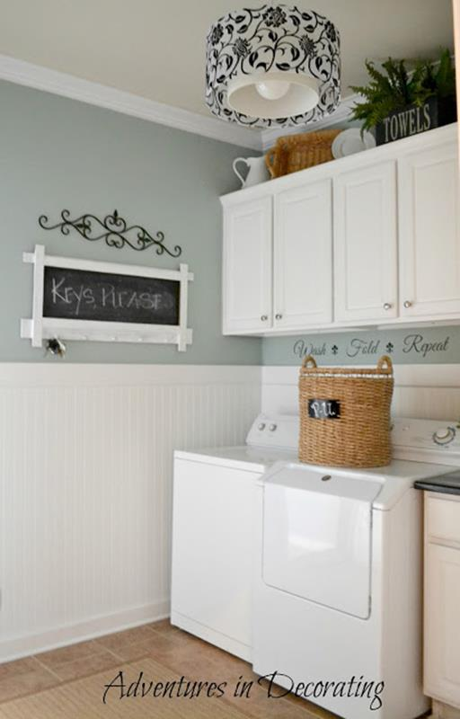 Best Paint Color For Small Laundry Room 36