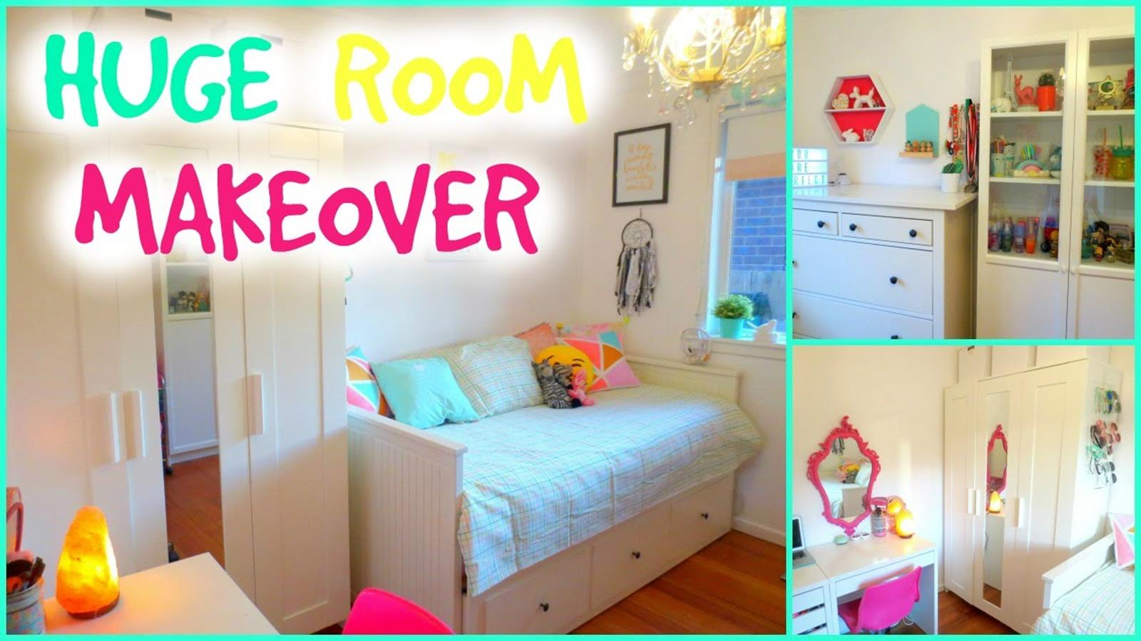 DIY Small Bedroom Makeover On a Budget 25