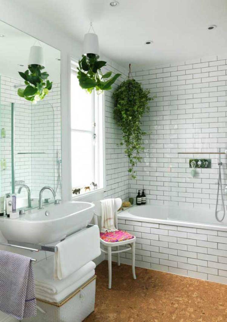 Gorgeous Spa Bathroom Makeover Ideas On A Budget 15