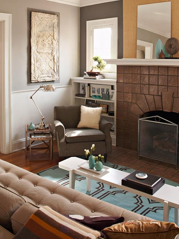 Living Room Furniture Ideas For Small Spaces 12