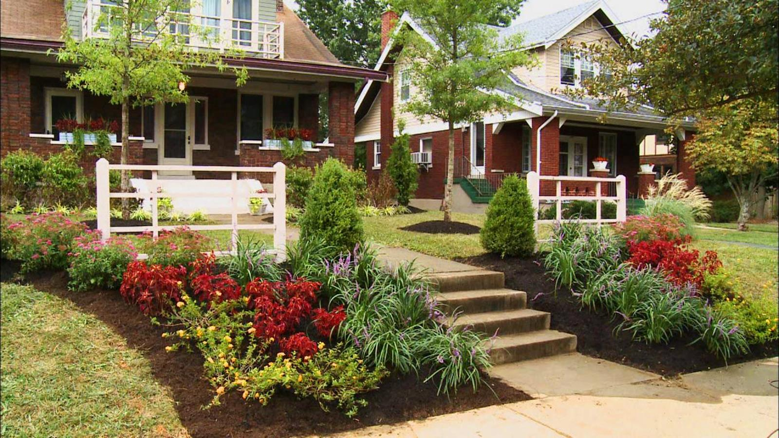 Perfcet Easy Garden Landscaping Design Ideas 31