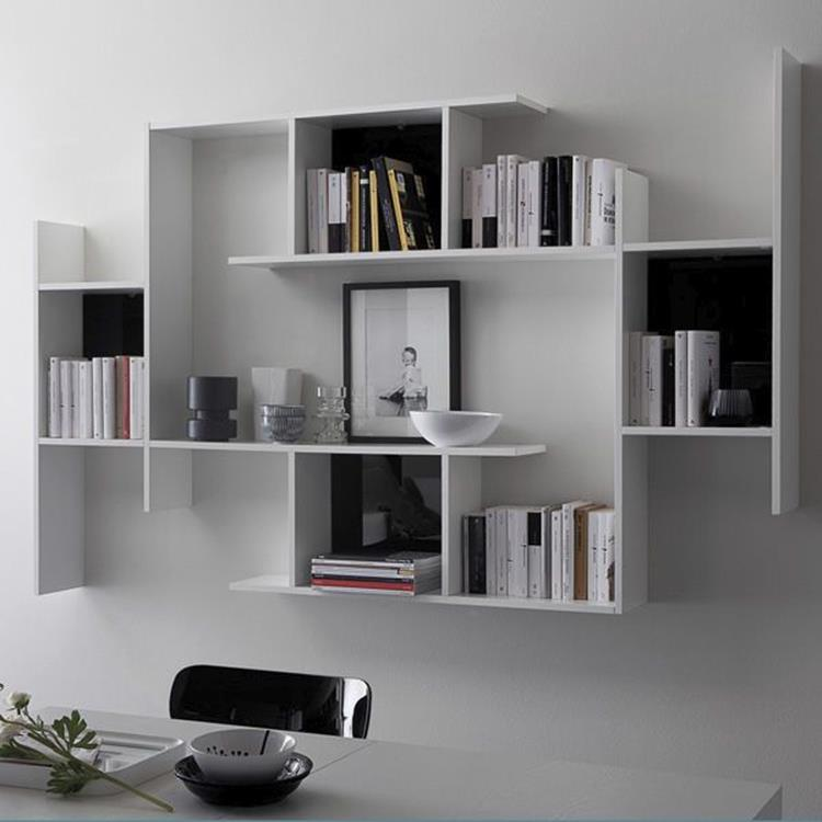 Perfect Bookshelves For Small Spaces and Decor Ideas 1