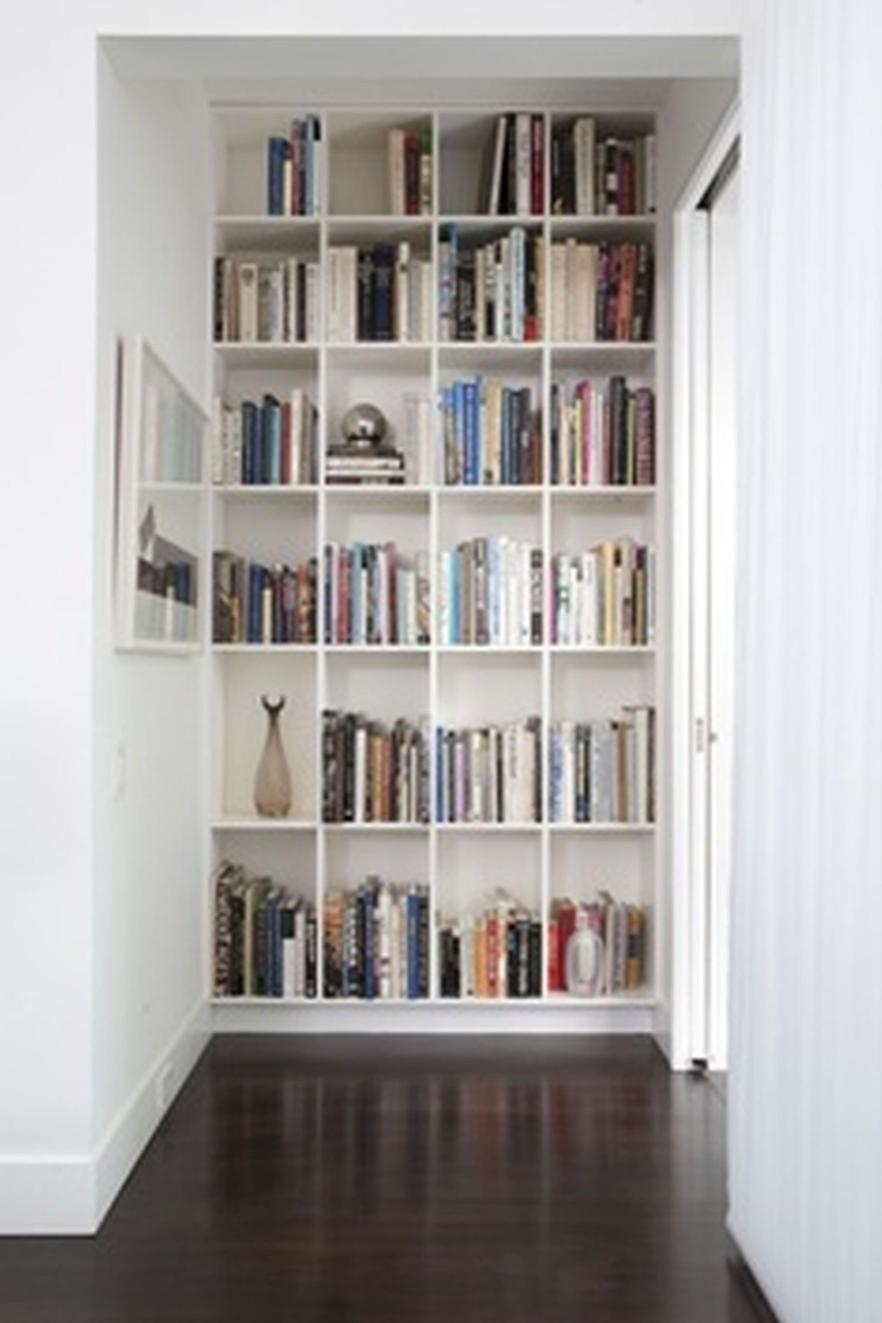 Perfect Bookshelves For Small Spaces and Decor Ideas 27