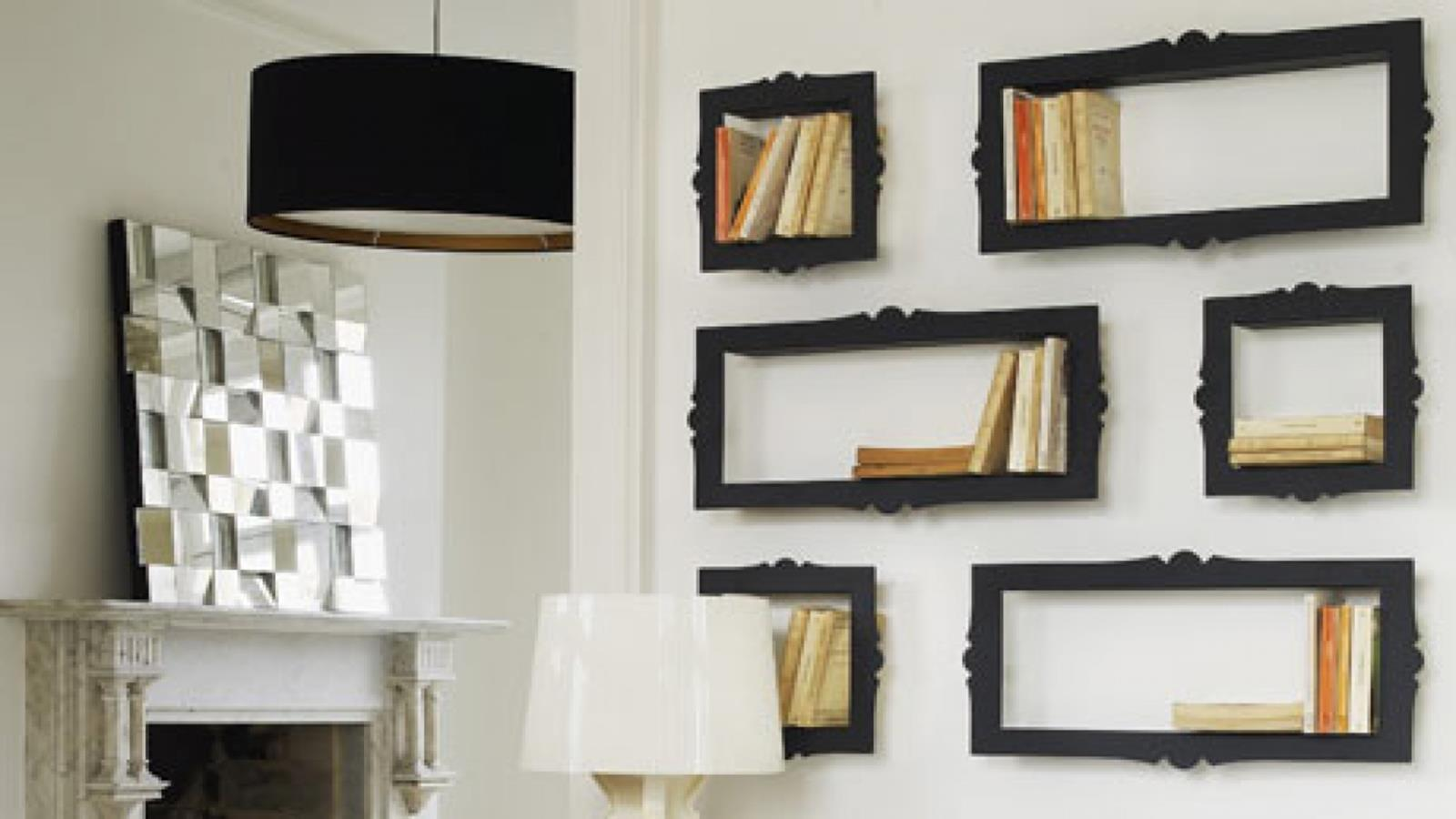 Perfect Bookshelves For Small Spaces and Decor Ideas 32