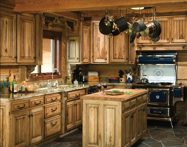 Small Country Kitchens Design and Decor Ideas 13
