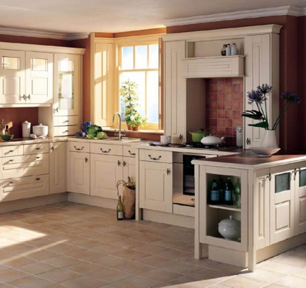 Small Country Kitchens Design and Decor Ideas 16