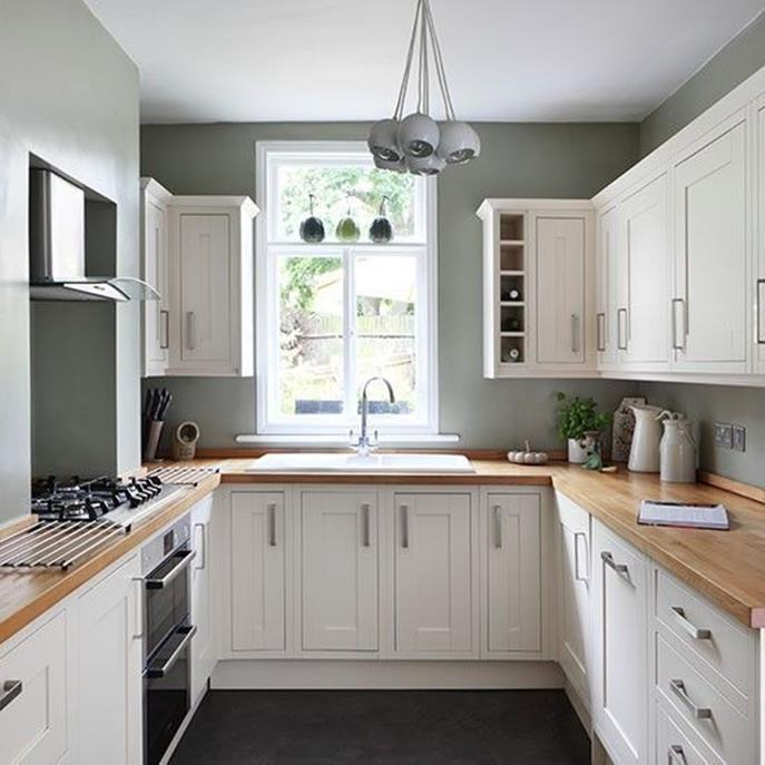 Small Country Kitchens Design and Decor Ideas 19