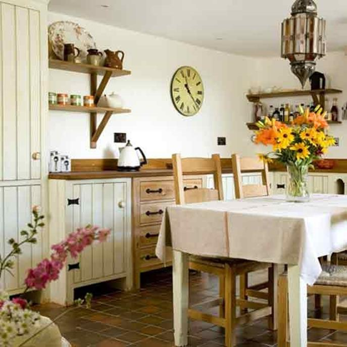 Small Country Kitchens Design and Decor Ideas 2