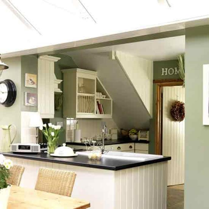 Small Country Kitchens Design and Decor Ideas 3